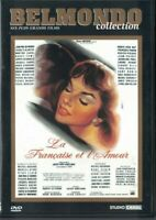 DVD LA FRANCAISE ET L'AMOUR BELMONDO COLLECTION