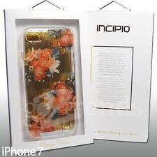 """INCIPIO [Design Series] Transparent Case for Apple iPhone 8 (4.7"""") Rustic Floral"""