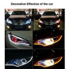 60cm Audi Style Flexible Daytime DRL+Indicator-Hyundai i20 Elite