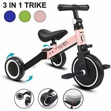 67i Kids Tricycles for 2 Year Olds 3 in 1 Tricycles Toddler Tricycle Kids Trikes