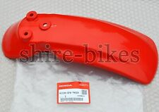 NEW Genuine Honda Front Mudguard Fender for Honda QR50 QR 50 (61100-GF8-740ZA)