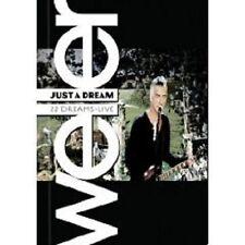 "PAUL WELLER ""JUST A DREAM 22 DREAMS LIVE"" DVD+CD NEU"