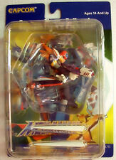 CAPCOM FIGURE COLLECTION MEGAMAN X AXL MINI ACTION FIGURE