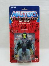 MOTU,Commemorative SKELETOR,figure,MOC,sealed,Masters of the Universe,He Man