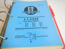 I Amp T Shop Service Manual C 26 C 29 Flat Rate Ji Case 430 470 530 570 630 730