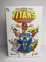 DC Comics Omnibus The New Teen Titans Vol. 1 Hardcover Marv Wolfman/George Perez