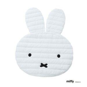 Miffy Bruna Face Room Rug Mini Carpet Mat Japan Gift E7207