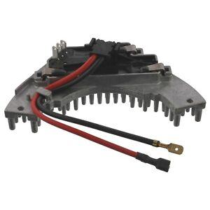 Heater Resistor interior blower 37121 by Febi Bilstein