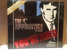 Donald Trump The Apprentice TV Board Party Video Game System Scenario 2005