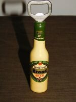 "VINTAGE BAR 6"" HIGH HOLLAND BRAND BEER BOTTLE OPENER"