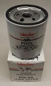 Luber-Finer PH25 Engine Oil Filter