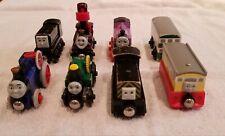 Thomas & Friends Wooden Diesel,Harvey,Rosie,Mavis ,Trevor,Flora,Fergus.