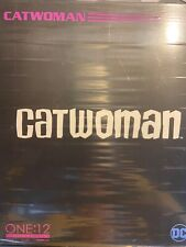 One: 12 DC Catwoman Action Figure Mezco Toyz Collective