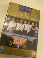 Dvd lote /lot  THE WEST WING  second 2 season / New lot sealed in English