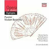 Puccini: Madama Butterfly (highlights), , Very Good