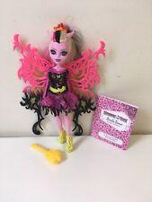 Monster High Freaky Fusion Bonita Femur Doll Hybrid Skeleton EUC Complete
