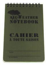 MFH Meldeblock Wasserfest Klein 10 x 15 cm Schreibblock Notizbuch Notizblock