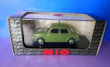 RIO 4277 FIAT 1100/103 E CARABINIERI 1955 SCALA 143
