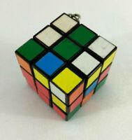 Rubik's Cube Porte cle 3cms x 3cms  Envoi rapide et suivi