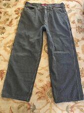 b626e06a OLD NAVY JEANS PAINTER CARPENTER JEANS BLUE DENIM Farmers Pants 36x30 Tag  38L