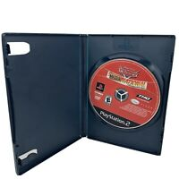Cars: Mater-National Championship (Sony PlayStation 2, 2007) Replacement Case