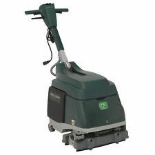 Walk Behind Floor Scrubber Micro 2400 Rpm Brush Speed Cylindrical Deck Style