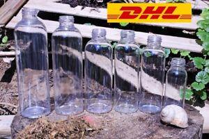 Liquidflaschen Tropfflaschen Leerflaschen Dropper Bottle 50ml bis 250ml aus DE