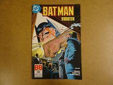 COMIC STRIP / BATMAN BALDAKIJN N° 24