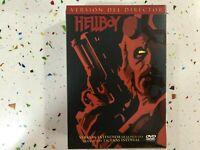 Hellboy Versione Del Director Con Scene Inedito 3 X DVD Como Nuovo Esp Ing Am