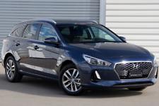 Climair Windabweiser Hyundai i30 PDE FLH Kombi 5Türer ab 2017  mit ABE Rauchgrau