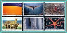 UNO  2005 NATURE x3 issues MNH ANIMALS, BIRDS, MARINE LIFE
