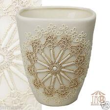 Fioriera Ceramica, quadrati 14 cm - fioriera Vaso da fiori Pentola Vaso orchidea