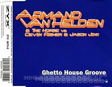 Armand van Helden Ghetto house groove (#zyx8876, & The Horse vs. Cev.. [Maxi-CD]