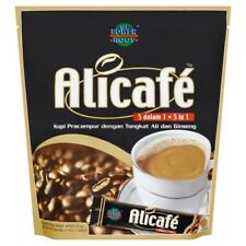 Alicafe Instant 5 in 1 Tongkat Ali and Ginseng Coffee 30gm x 20sachets