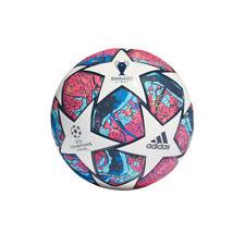 Adidas UCL Finale 20 estambul Champions League mini pelota tamaño 1 blanco/púrpura fh7348