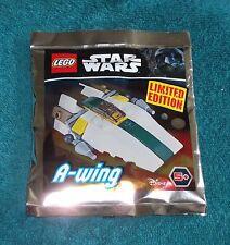 LEGO STAR WARS: Mini A- Wing Polybag Set 911724 BNSIP