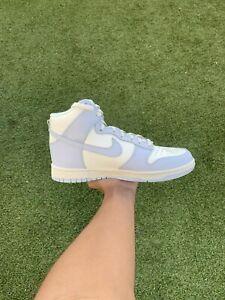 Nike Dunk High Football Grey