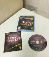 Book of Spells PS3 Game (Wonderbook & Playstation move required to Play) Rowling