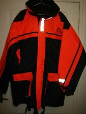 FLOTATION SUIT JACKET SUNDRIDGE SAS MK2 FLOTATION  SIZE XX LARGE