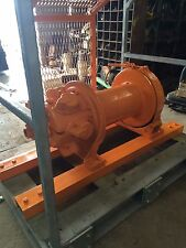 Ingersoll Rand K6Ul 10,000 lb. Air Tugger Winch, Good Used