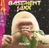 BASEMENT JAXX rooty (CD, album, 2001) house, very good condition, astralwerks,