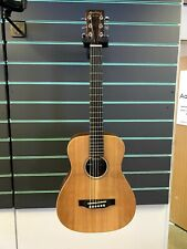 More details for martin lx1e natural electro acoustic travel guitar