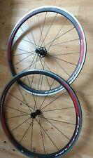 Fulcrum Racing Quattro Wheel Set  18.5 x 622 / 28 Etrto 622 x15c Aluminum Alloy