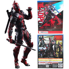 MARVEL UNIVERSE DEADPOOL VARIANT PLAY ARTS KAI BOY COLLECTOR  ACTION FIGURES TOY