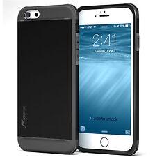 roocase Apple iPhone 6/6S Plus Exec Tough Case, Granite Black