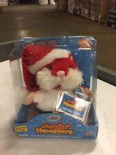 Webkinz Mazin' Hamsters Nick Soft Plush Animal With Online Code From Ganz Santa