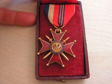 superbe    medaille  franco british  1940    1944