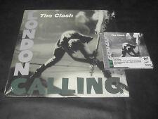 THE CLASH LONDON CALLING COLLECTORS 2004 2 LP SET +  RARE DIGIPAK CD FROM 2001