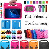 "For Samsung Galaxy Tab A E 3 4 7"" 8"" Tablet Child Kids Safe EVA Foam Case Cover"