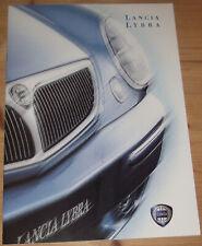 Prospekt Lancia Lybra 2000